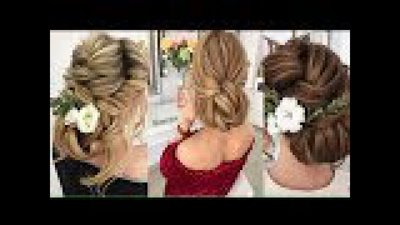 Wedding hairstyles tutorials compilation || Bridal hair tutorial || wedding updo hairstyles tutor