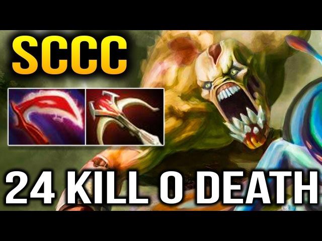 SCCC Lifestealer 24 Kill 0 Death Ranked Dota 2