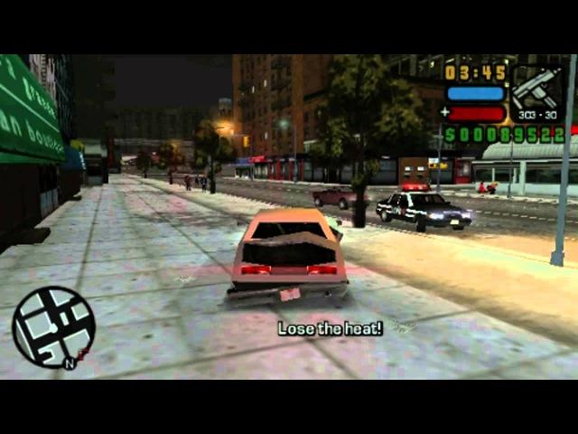 Прохождение GTA LCS - Часть 37 - Shop 'til You Strop