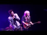 Queen + Adam Lambert - Crazy Little Thing Called Love @ Amsterdam, 13.11.2017