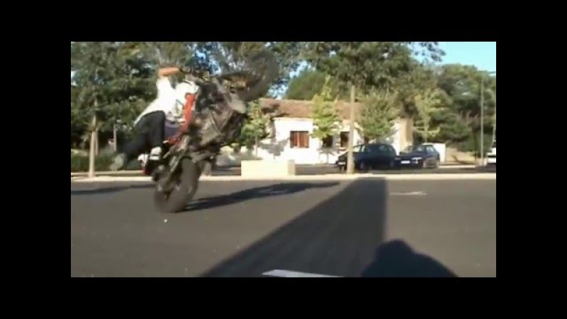 Jorian Ponomareff JoJo Full Circles stunt riding UNTOUCHABLE