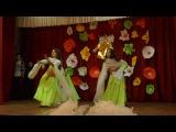 Школа арабского танца Хабиби - Подростковая группа - Raqs bedeya