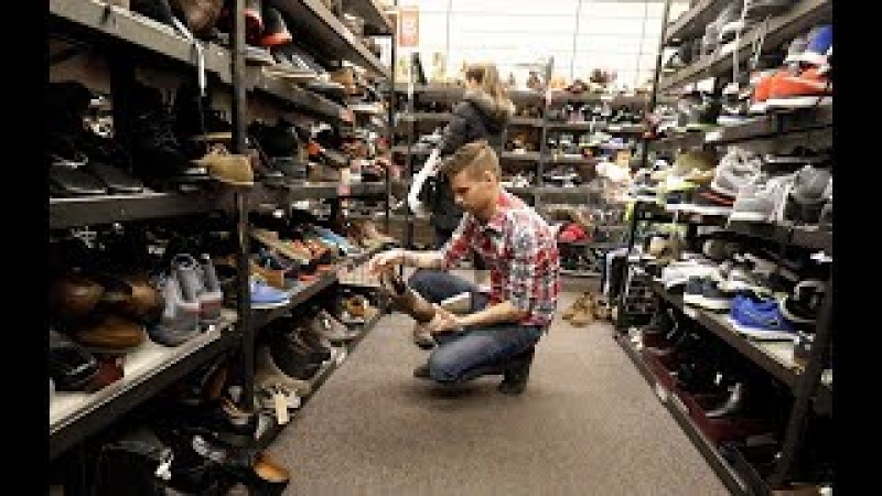 Жизнь в США, Дисконтный Магазин Nordstrom Цены Обувь Одежда ч1, Америка 2018