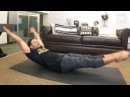 Check out this abs workout from former USA gymnast