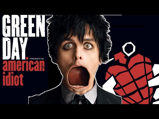 Holiday but it's a complete mess | Green Day