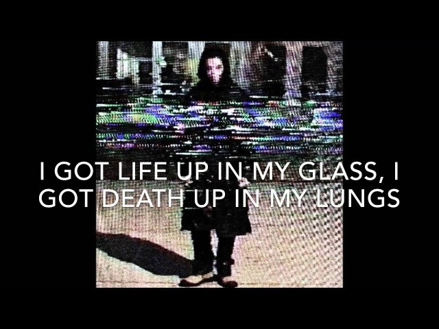 (lyrics) Bones - BombsInTheLunchRoom