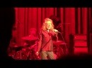 Robert Plant the Sensational Space Shifters @ Massey Hall Toronto Feb 17/18