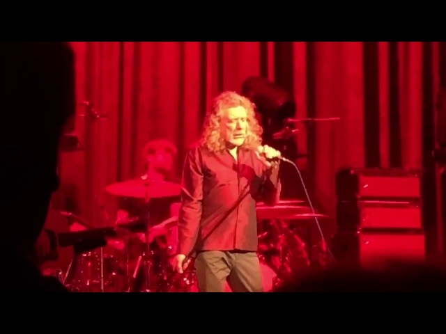 Robert Plant the Sensational Space Shifters @ Massey Hall (Toronto) Feb 17/18