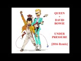 [HD] Queen + David Bowie - Under Pressure DTS 5.1 Remix