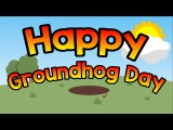 It's Groundhog Day Fun Holiday Song for Kids Jack Hartmann
