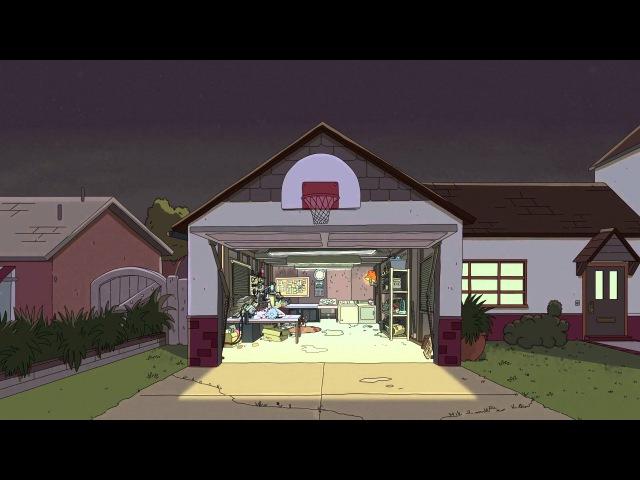 Rick and Morty - Рик переживает из-за Юнити (финал 3-го эпизода 2-го сезона)