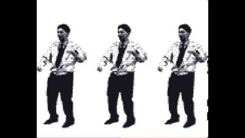 Miyamoto's dance (from Pocket Camera Credits)