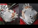 Cách Làm Bánh Kem Đơn Giản Đẹp ( 86 ) Cake Icing Tutorials Buttercream ( 86 )