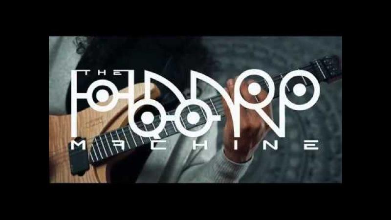 The HAARP Machine - Shedding (Guitar Playthrough)