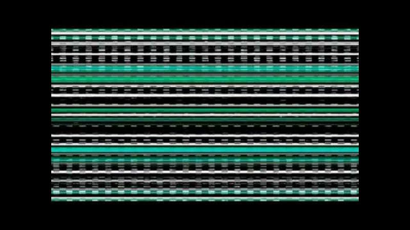 Alva Noto - Uni dia (video: Jacopsen VJ)
