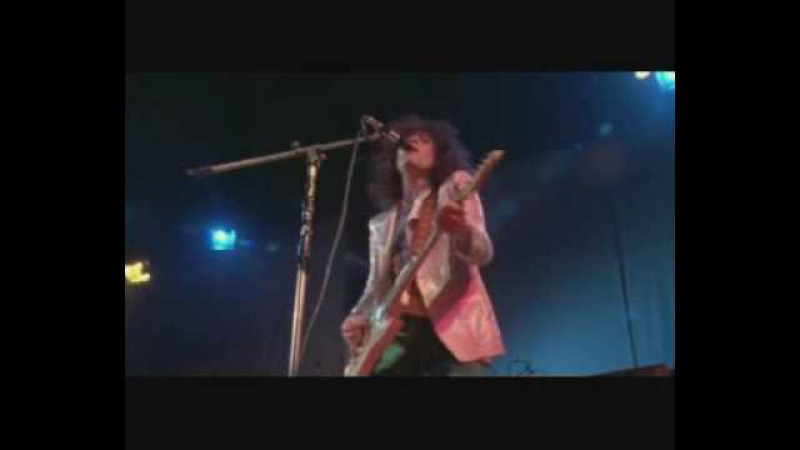 Marc Bolan T Rex Born to Boogie Ringo Starr Documentary ORIGINAL AND UNCUT (Part 6)