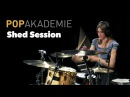 Popakademie Shed Session with Pearl Andersson