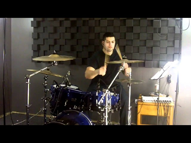 30 Seconds to Mars - The Kill (Drum Cover of Shannon Leto)