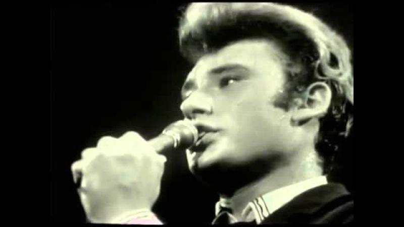 JOHNNY HALLYDAY retiens la nuit live amsterdam 1963