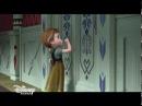 Песня караоке из мультика Холодное сердце 🎤🎵 на русском