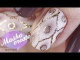 БЛЕСТЯЩИЙ дизайн ногтей. Новая гель краска с блестками PNB в маникюре гель лаком.