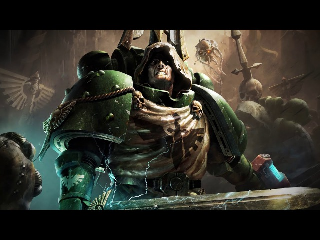 Warhammer 40,000: Codex Dark Angels
