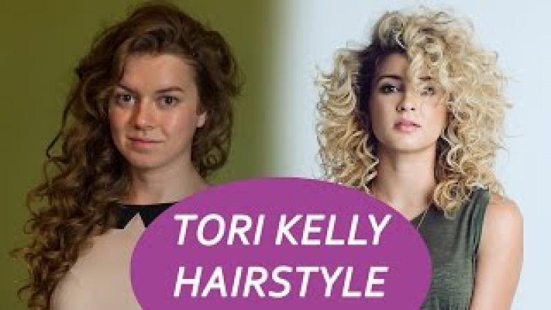Прически на средние, длинные волосы каждый день в стиле Tori Kelly|Зачіска (причоски) ...