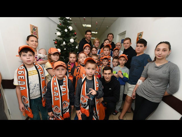 Shakhtar purchased the otolaryngologic surgery equipment for the Children's Clinical Hospital