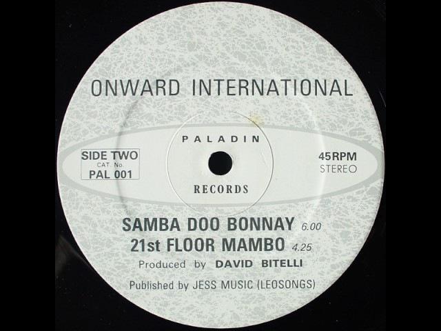 Onward International -- Samba Doo Bonnay [1985] slow version
