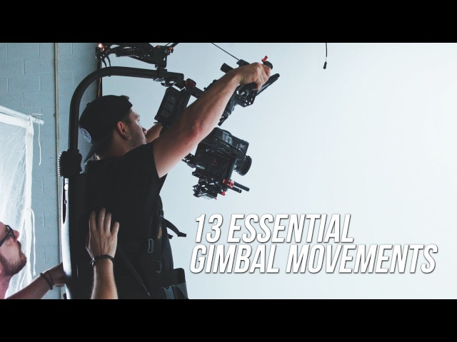 13 ESSENTIAL Gimbal Moves in 3 Minutes