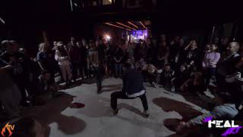 Ronin vs. L'eto | Final | Hip-Hop Pro | THE REAL ART BATTLE