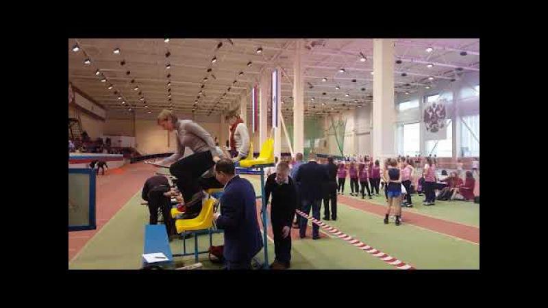 Старт чемпионата Мордовии по спортивной ходьбе на 5 км мужчины молодежь юниоры