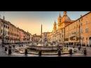Roma - Piazza Navona e Chiesa di Sant'Agnese in Agone