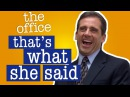 Every That's What She Said Ever - The Office US