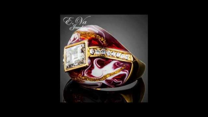 Украшения Кольцо Птолема E Va Jeweler