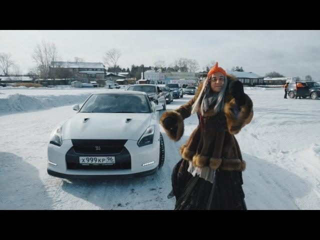 Галамартовна посетила Гонки суперкаров: «Уральская жуть» CoRoVa on ICE