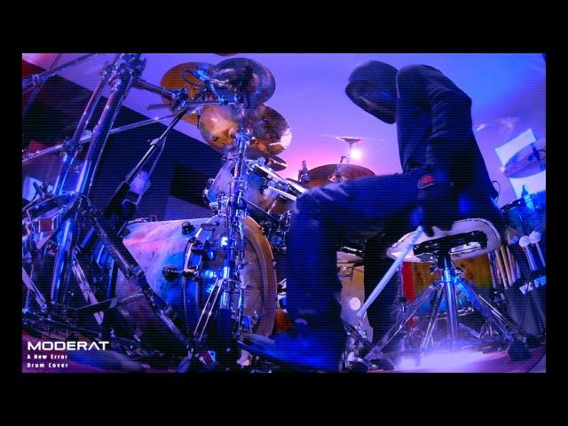 87 Moderat - A New Error - Drum Cover