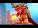 Heroes of the Storm - Русский мультфильм-короткометражка Драконы Нексуса BlizzCon 2017