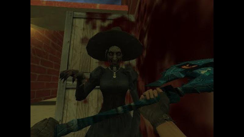 Counter-Strike 1.6:Зомби сервер ~Битва Зомби~(Free VIP) 445 cерия [АДМИН]
