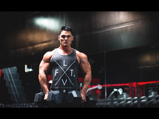 Jeremy Buendia - Men's Physique Training | Road To MrOlympia 2017
