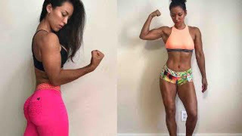 CARMEN MORGAN Ejercicios en el Hogar Workout Mujeres Motivacion Fitness