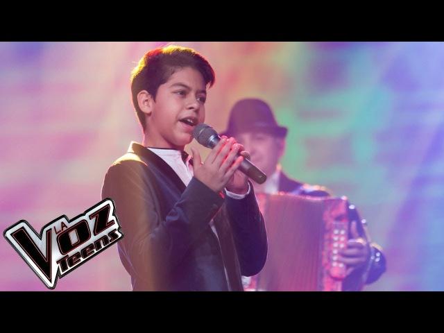 Luis Mario - Que te amen de verdad (Колумбия)