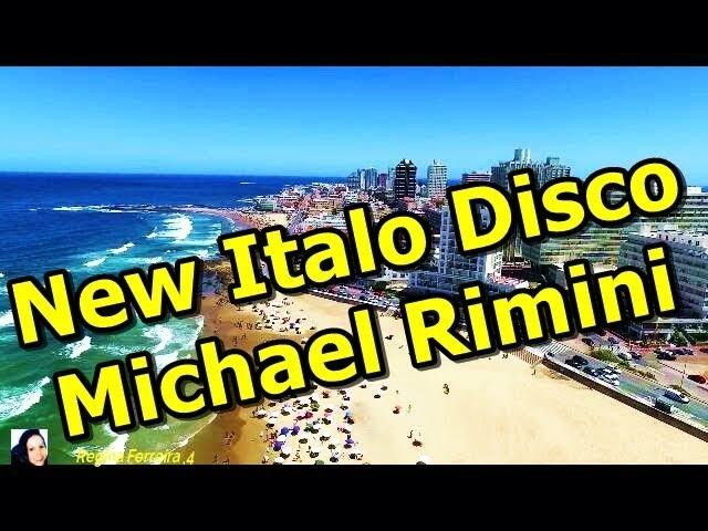 New Italo Disco - Michael Rimini - Fly Away