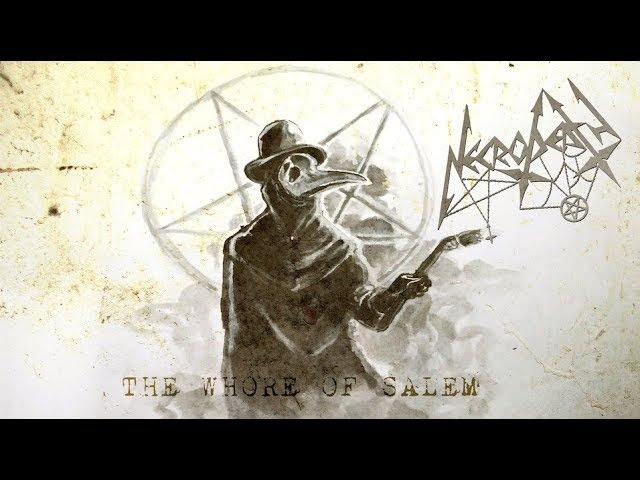 NECRODEATH The Whore of Salem Official Lyric Video