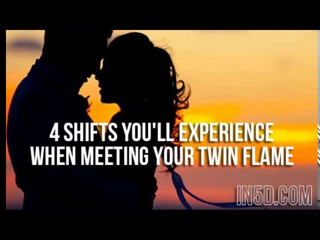 4 Shifts You'll Experience When Meeting Your Twin Flame by Max and Lana