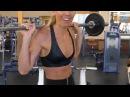 Fitness exercises Valentina Lequeux training programs