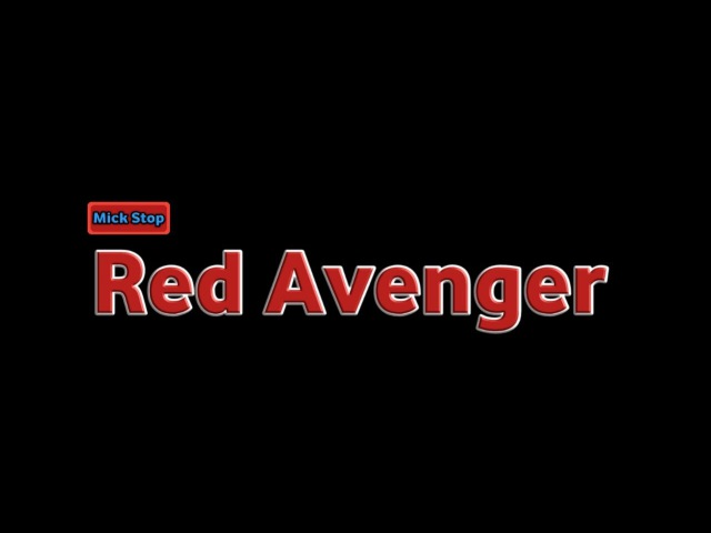 Трейлер Красный мститель мультфильм