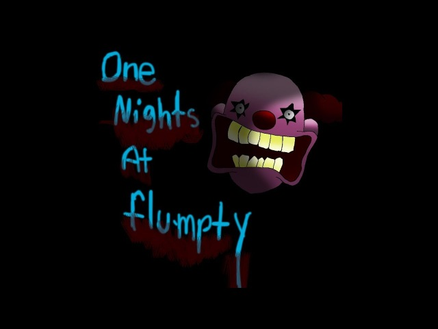 ХОРРОР ИГРА ONE NIGHT AT FLUMPTY`S