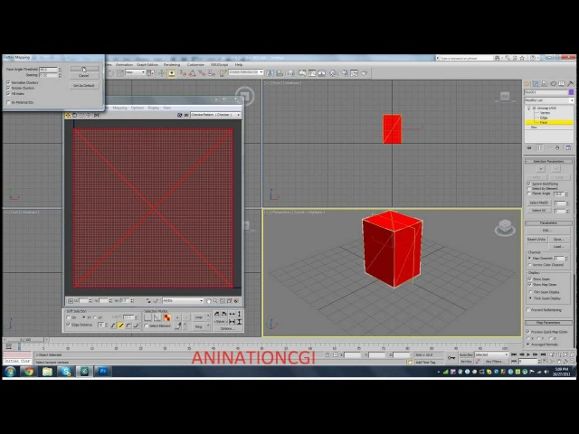 3ds Max - Painting on Objects - Viewport Canvas