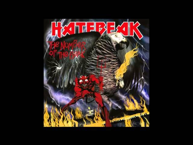 Hatebeak - The Number Of The Beak (Full Album)